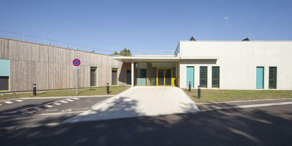 Projets coco architecturecoco architecture for Chambre de soins intensifs en psychiatrie