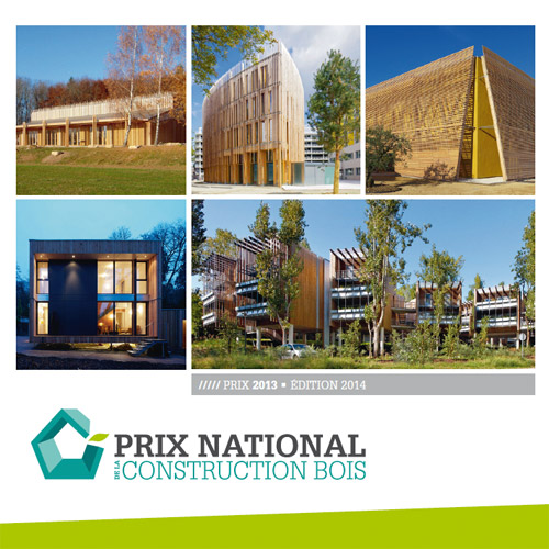 2 me dition du prix national de la construction bois for Prix de construction